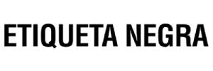 Logo Etiqueta Negra